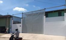 Nhà xưởng mới xây 800m2, 1000m2 TX52 Quận 12