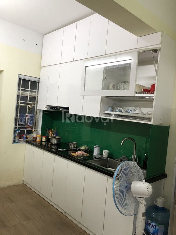 Bán căn hộ 93m2 CT5 đường Trần Hữu Dực, 3PN, 2WC, đồ cơ bản