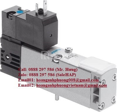 Van điện từ Festo VSVA-B-M52-MZD-2A-1T1L - 539184