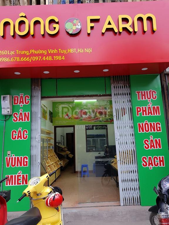 Máy tính tiền giá rẻ cho cửa hàng thực phẩm sạch Quảng Nam