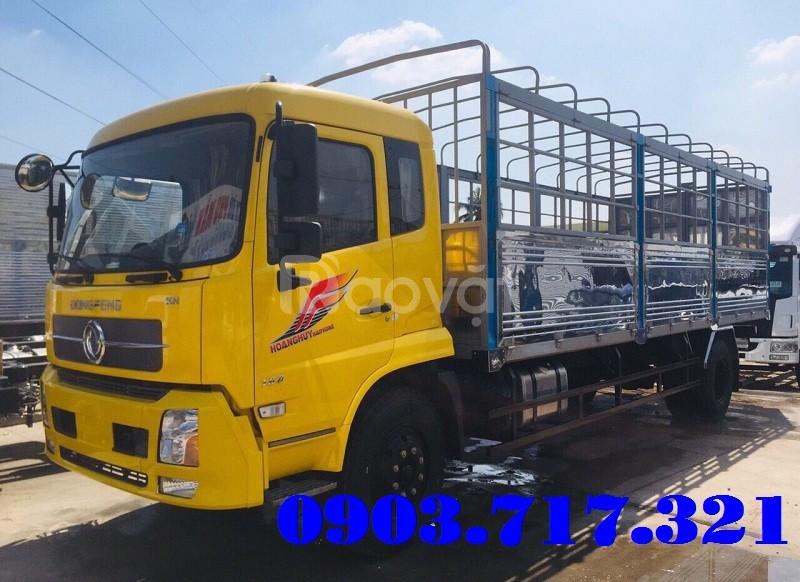 Giá bán xe tải DongFeng 9 tấn B180 Euro 5 nhập khẩu 2019