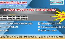 Tháng 7 ưu đãi HP 1920S 24G 2SFP PoE+ Switch JL385A