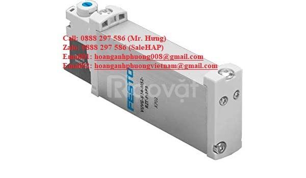 Van điện từ Festo VUVS-L20-B52-D-G18-F7 - 575251 (ảnh 1)