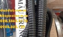 Sỉ ống thép mềm luồn dây điện, ống ruột gà, ống xoắn ruột gà inox