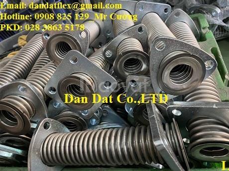 Ống xăng dầu phi 42 x 300, ống nối mềm xăng dầu, ống mềm công nghiệp  (ảnh 3)