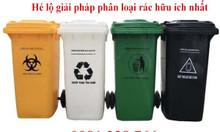 Hé lộ giải pháp phân loại rác hữu ích