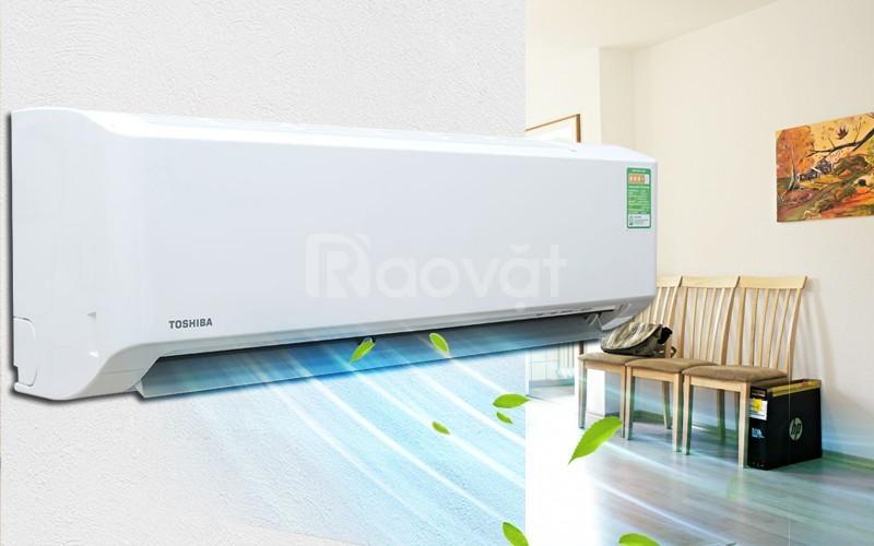 Máy lạnh Toshiba Inverter 1 HP mofel 2020 (ảnh 1)