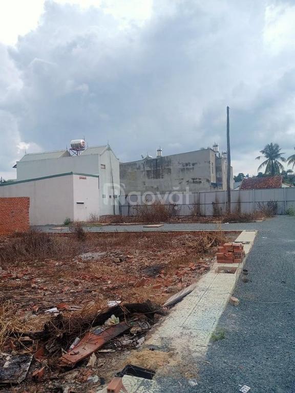 Bán lô đất tại đường Thạnh Xuân 52 q12