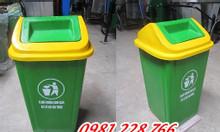 Những điều bạn chưa biết về thùng rác nhựa đế đá