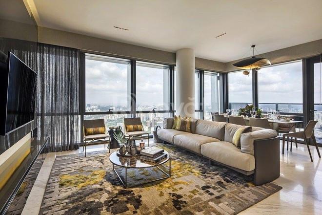 Bán Penthouse view Sông Hồng dự án Sunshine City Ciputra