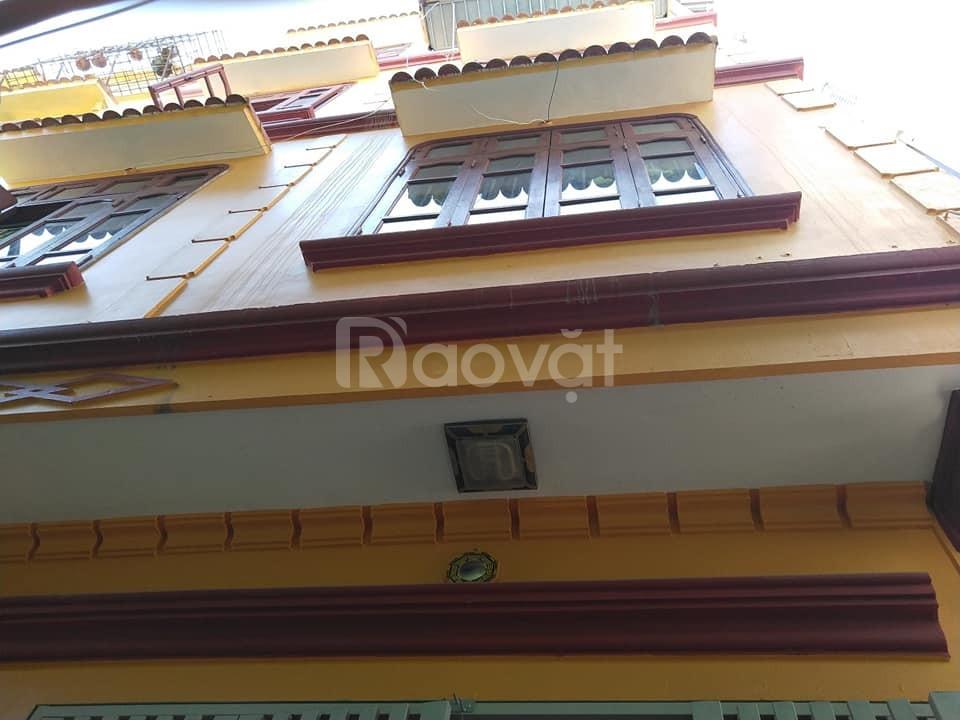 Mua nhà giá tốt Minh Khai Hai Bà Trưng, 54m2 4 tầng giá 3,65 tỷ