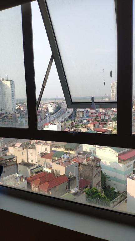 Bán chung cư 536A Minh Khai 3PN 3 mặt thoáng view sông Hồng cạnh Times