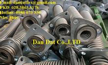 Ống xăng dầu phi 42 x 300, ống nối mềm xăng dầu, ống mềm công nghiệp