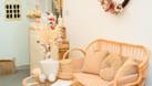 Bàn ghế mây tay cuộn, bàn ghế mây phòng khách (ảnh 3)