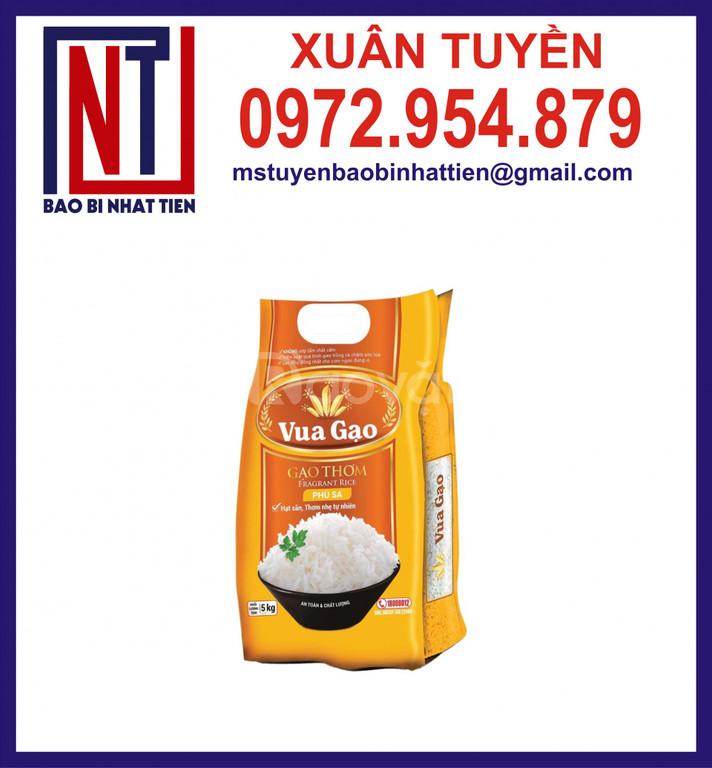 Bao bì màng ghép đựng gạo 5kg (ảnh 7)