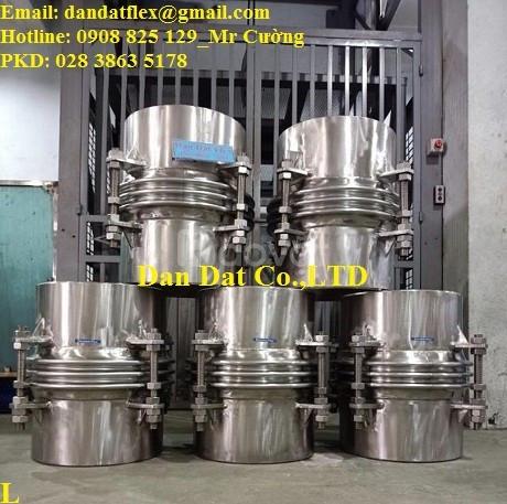 Ống giãn nở nhiệt DN457x0.6m, khớp nối giãn nở nhiệt ES (ảnh 3)