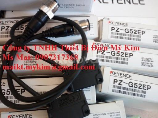 Cảm biến quang Keyence PZ-G52EP