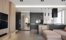 Kết hợp các phong cách khác nhau trong thiết kế nội thất căn hộ chung
