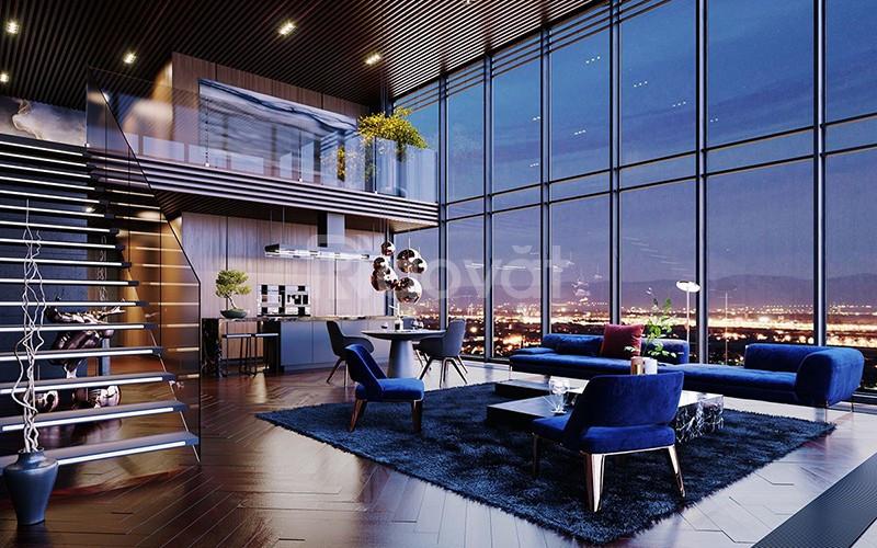 Penthouse VIP Sunshine City view Sông Hồng, Cầu Nhật Tân