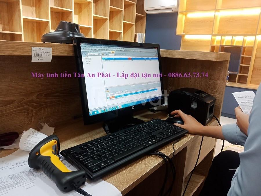 Máy tính tiền cho cửa hàng thực phẩm sạch Quảng Nam giá rẻ