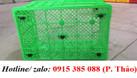 Sóng nhựa hở có 5 bánh xe - Sóng nhựa công nghiệp (ảnh 1)