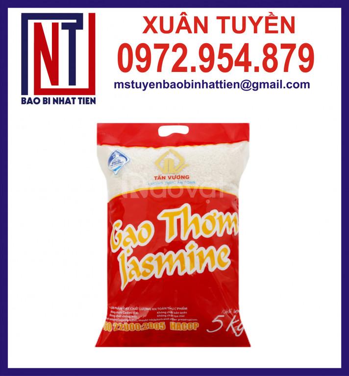 Bao bì màng ghép đựng gạo 5kg (ảnh 8)