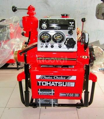 Máy bơm chữa cháy Tohatsu V46BS (ảnh 4)