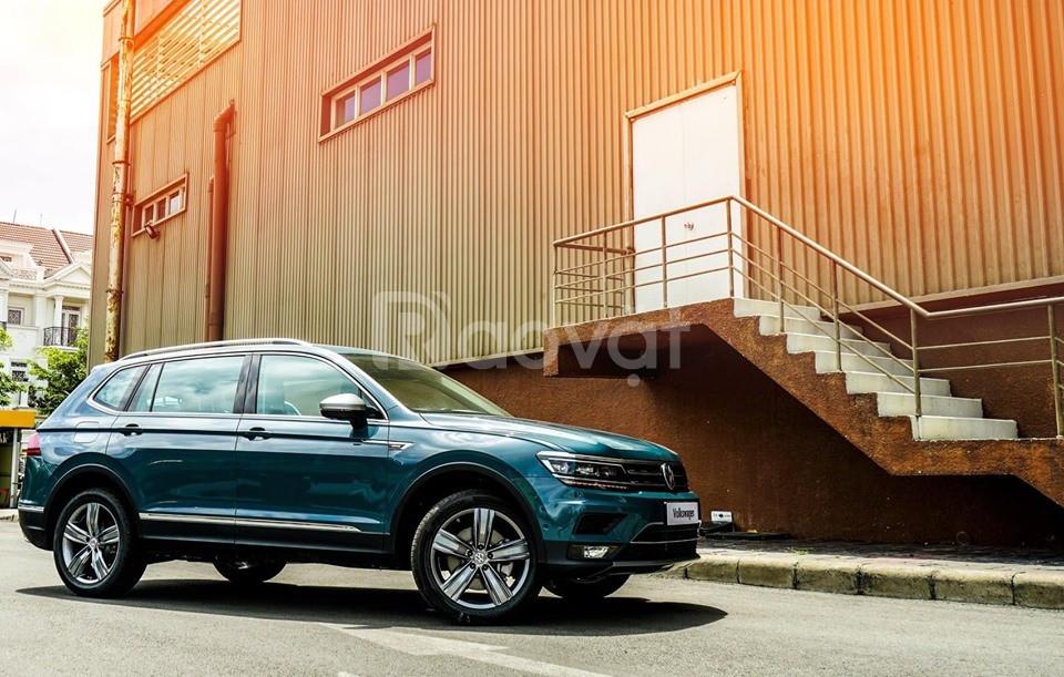 Volkswagen Tiguan Luxury