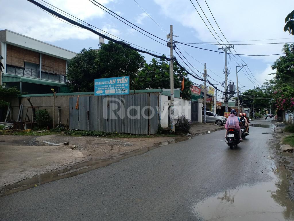 Xưởng bán 857m2 An Phú Đông Quận 12