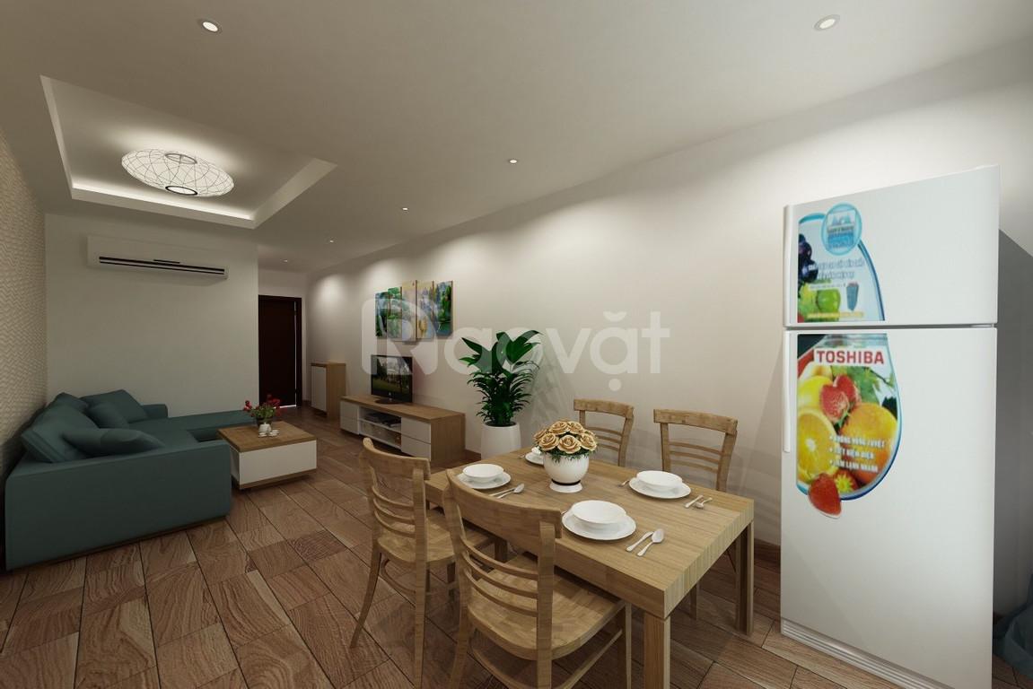 Cho thuê chung cư Home City 177 Trung Kính 2PN 3 PN giá tốt