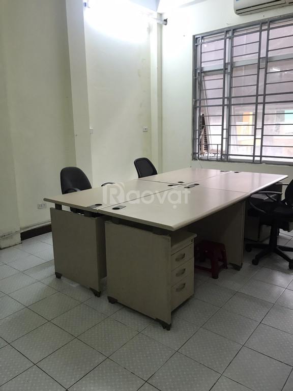 Cho thuê tầng 2 làm văn phòng ở 224 Hoàng Ngân, Cầu Giấy, giá tốt