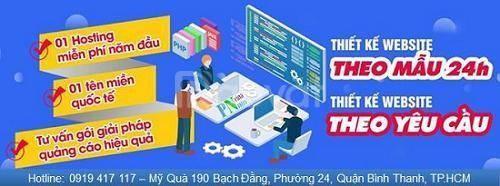 Thiết kế web chuẩn seo giá rẻ (ảnh 1)