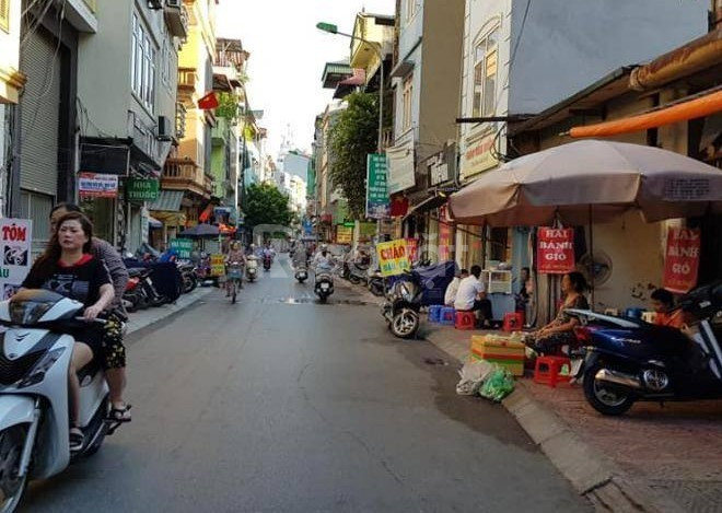 Bán nhà riêng phố Minh Khai, quận Hai Bà Trưng