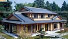 Xu hướng thiết kế nhà kiểu Nhật, biệt thự kiểu Nhật mới lạ (ảnh 4)