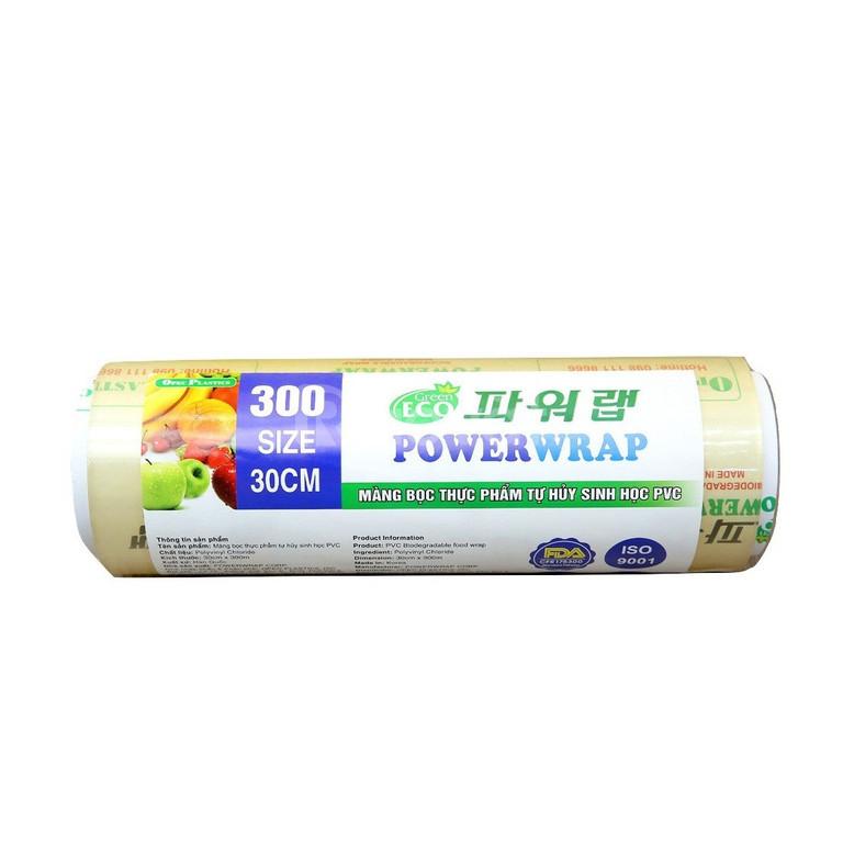 Lõi cuộn màng bọc thực phẩm Power Wrap giá sỉ, lõi màng bọc