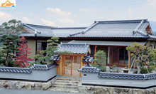 Xu hướng thiết kế nhà kiểu Nhật, biệt thự kiểu Nhật mới lạ