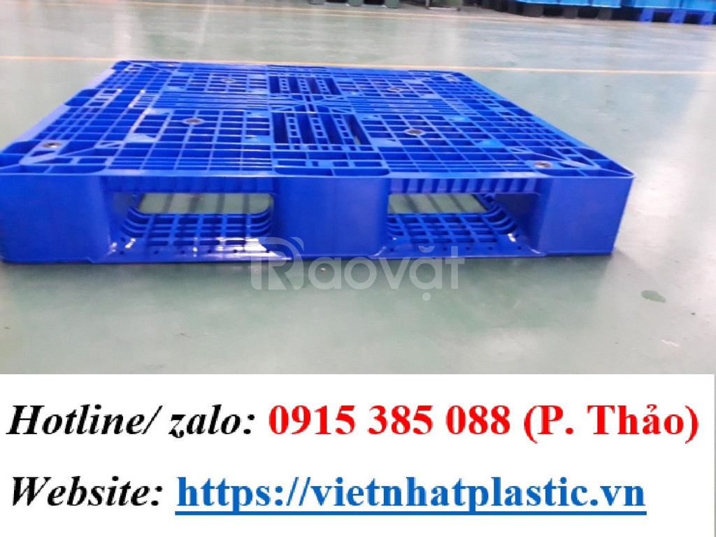 Pallet nhựa tại Bình Tân