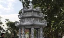 Tổng hợp các mẫu bảo tháp, mộ tháp để hài cốt, mộ đá hình tháp đẹp