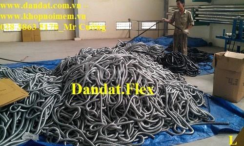 Báo giá ống thép mềm luồn dây điện, ống nối mềm inox, ống chống rung