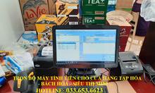 Lắp máy tính tiền cho shop, siêu thị mini tại Phan Thiết