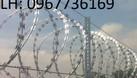 Dây kẽm gai hình dao - hàng rào thép hình dao (ảnh 5)
