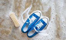 Một số mẹo bảo quản giày sneaker đơn giản
