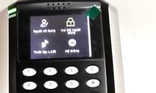 Kiểm soát cửa vân tay cho văn phòng kết hợp chấm công SF200 giá rẻ.