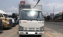 Xe tải Isuzu Vĩnh Phát 1T75 thùng kín dài 6m2 giá gốc