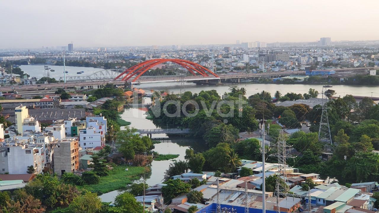 Căn 2PN Saigonres 77m2 nhà trống view sông đẹp chỉ 3.15 tỷ
