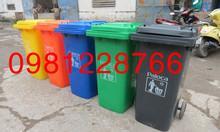 Thùng rác nhựa 80l Paloca