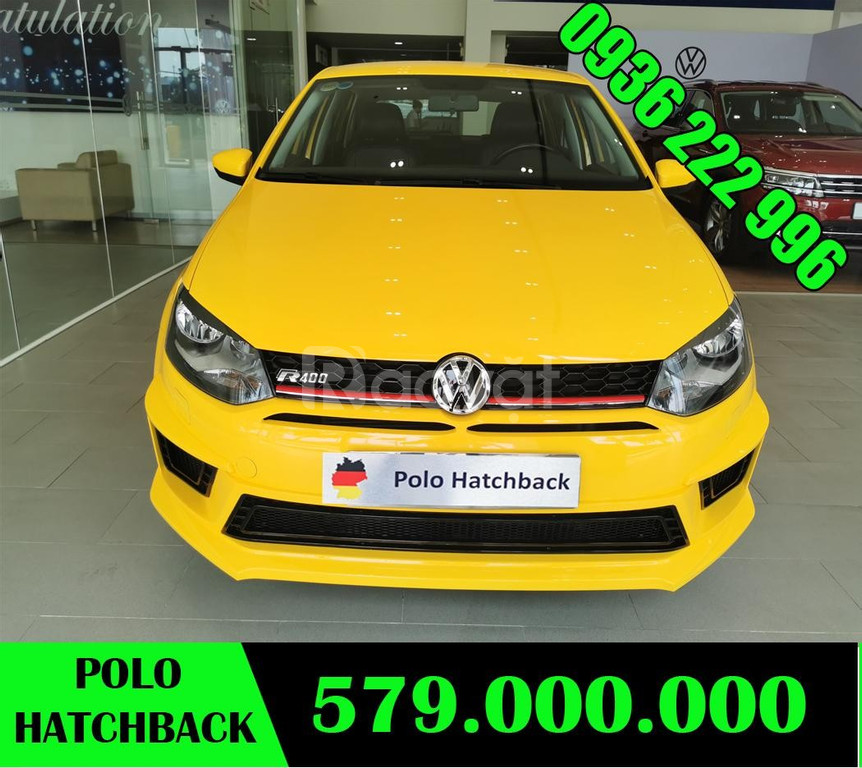 Volkswagen Polo đã qua sử dụng , giá tốt