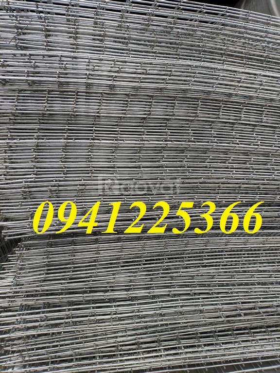 Lưới thép làm giàn lan dây 3 ly, 4 ly mạ kẽm