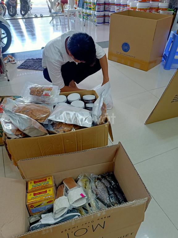 Công ty gửi hàng đi Mỹ tại Thành Phố Hồ Chí Minh