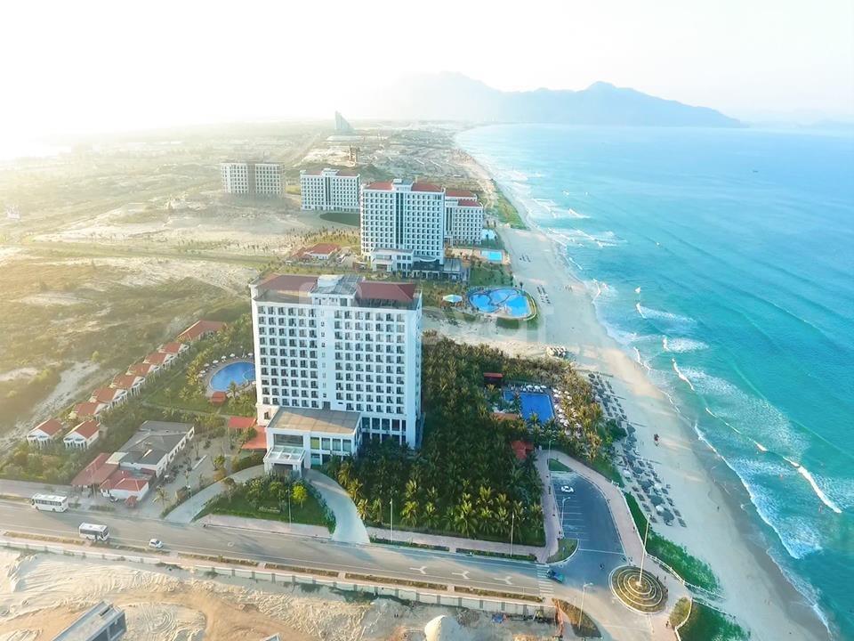 Ra mắt 20 nền Biệt thự trung tâm nghỉ dưỡng  Bãi Dài Cam Lâm